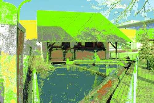 Steve Soon, o.T., Diverse Landschaften, Land-Art