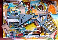 Steve-Soon-Fantasie-Moderne-Expressionismus-Abstrakter-Expressionismus