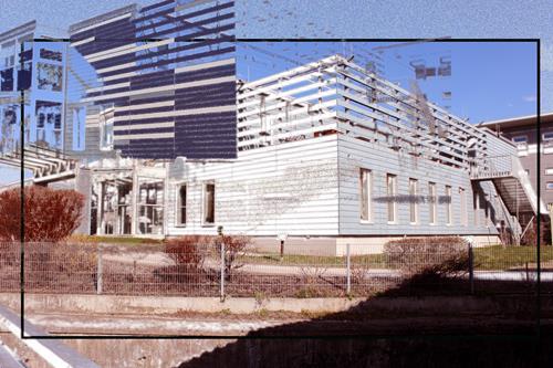 Steve Soon, o.T., Architektur, Bauten: Haus, Land-Art