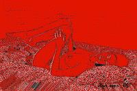 Steve-Soon-Akt-Erotik-Akt-Frau-Moderne-Konzeptkunst