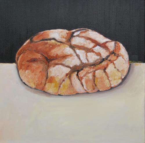 Ulrich Hollmann, Vollkorn, Essen, Stilleben, Realismus