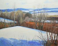 Ulrich-Hollmann-Landschaft-Winter-Landschaft-Berge