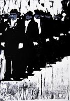 Ulrich-Hollmann-Menschen-Gruppe-Diverse-Menschen-Gegenwartskunst-Neo-Expressionismus