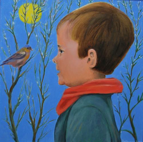 Ulrich Hollmann, Benjamin, Menschen: Kinder, Menschen, Gegenwartskunst