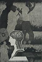 Ulrich-Hollmann-Menschen-Gruppe-Krieg-Gegenwartskunst--Neo-Expressionismus