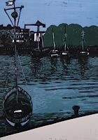 Ulrich-Hollmann-Landschaft-See-Meer-Natur-Wasser-Gegenwartskunst--Neo-Expressionismus