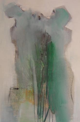 Michael Maderthaner, Duo, Abstraktes, Abstraktes, Gegenwartskunst, Expressionismus