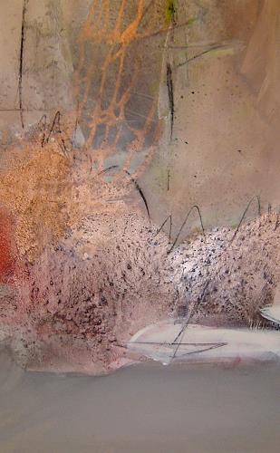 Michael Maderthaner, abstrakte Landschaft, Abstraktes, Landschaft: Ebene, Gegenwartskunst, Expressionismus