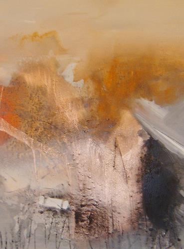 Michael Maderthaner, abstarkte Landschaft, Abstraktes, Landschaft: Ebene, Gegenwartskunst, Expressionismus