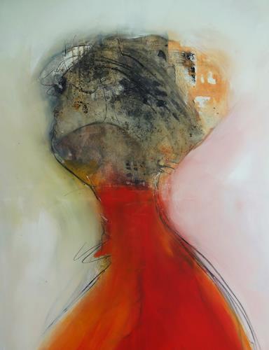 Michael Maderthaner, Mann, Abstraktes, Menschen: Mann, Gegenwartskunst, Abstrakter Expressionismus
