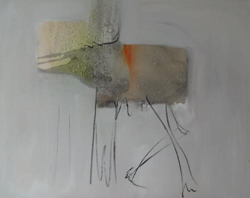 Michael Maderthaner, Dog, Tiere, Abstraktes, Moderne, Abstrakter Expressionismus