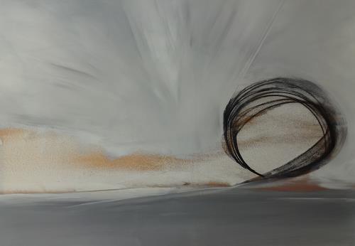 Michael Maderthaner, ohne Titel, Bewegung, Diverse Landschaften, Gegenwartskunst, Abstrakter Expressionismus