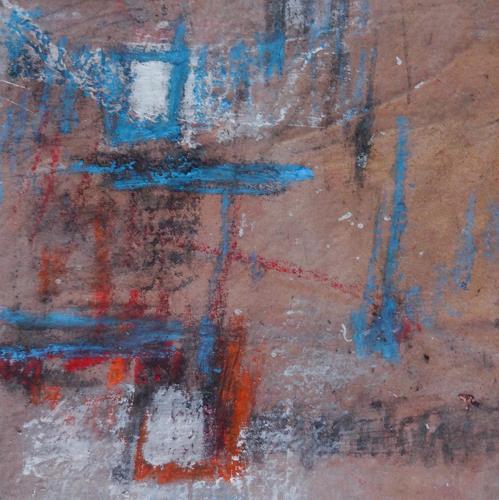 Michael Maderthaner, blue Elements, Skurril, Skurril, Informel