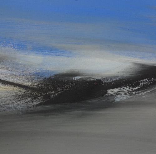 Michael Maderthaner, Landschaft, Landschaft: Hügel, Landschaft: Ebene, Gegenwartskunst