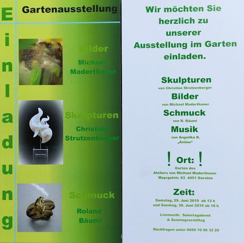 Michael Maderthaner, Ausstellungsbild, Diverses, Diverses, Gegenwartskunst