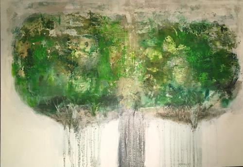 Michael Maderthaner, Illusion Natur, Diverse Landschaften, Landschaft, Gegenwartskunst