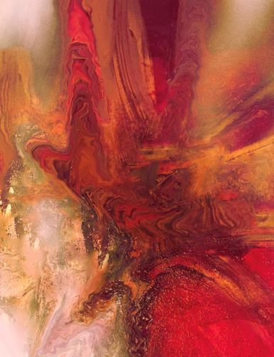 Michael Maderthaner, Zauberer Ii, Menschen: Gesichter, Menschen, Abstrakte Kunst