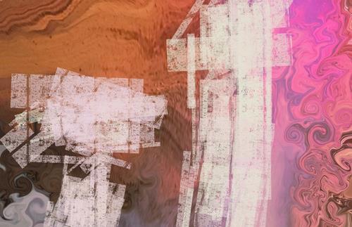 Michael Maderthaner, modern time Ii, Abstraktes, Abstraktes, Art Déco, Expressionismus