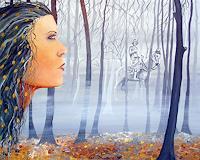 Thomas-Suske-Fantasie-Natur-Wald-Moderne-Avantgarde-Surrealismus