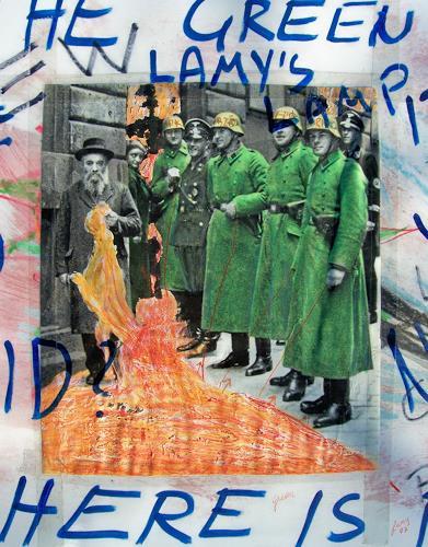 Man Lamy, Hunger,Not und Elend - Hütet euch !, Diverses, Diverses, Gegenwartskunst