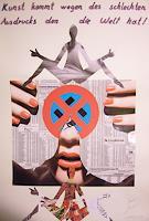 Man-Lamy-Gesellschaft-Gefuehle-Angst-Moderne-Aktionskunst