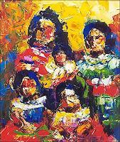 Cecilia-Betancourt-Menschen-Gruppe-Moderne-Expressionismus