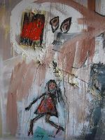 Peter-Feichter-Abstraktes-Moderne-Expressionismus-Abstrakter-Expressionismus