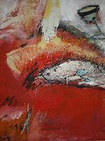 Peter-Feichter-Abstraktes-Essen-Moderne-Expressionismus-Abstrakter-Expressionismus