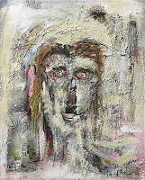 Peter-Feichter-Menschen-Gesichter-Menschen-Portraet-Moderne-Expressionismus-Abstrakter-Expressionismus