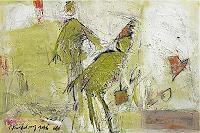 Peter-Feichter-Diverse-Menschen-Abstraktes-Moderne-Expressionismus-Abstrakter-Expressionismus