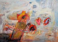 Peter-Feichter-Abstraktes-Natur-Diverse-Gegenwartskunst--Neo-Expressionismus