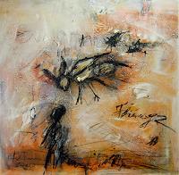 Peter-Feichter-Abstraktes-Gegenwartskunst--Neo-Expressionismus