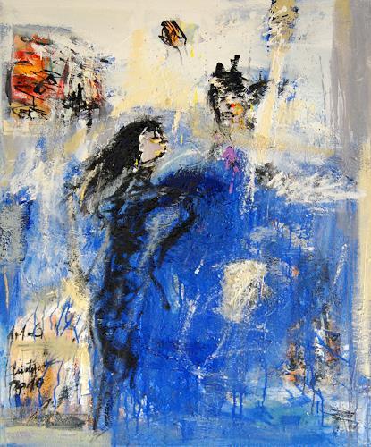Peter Feichter, O/T, Abstraktes
