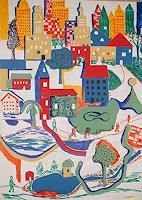 Rudolf-Lehmann-Architektur-Diverse-Bauten-Gegenwartskunst--Pluralismus