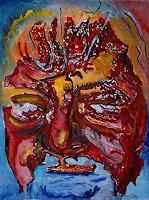 Rudolf-Lehmann-Menschen-Portraet-Diverse-Gefuehle-Gegenwartskunst--Pluralismus