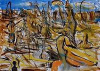 Rudolf-Lehmann-Diverse-Landschaften-Fantasie-Gegenwartskunst--Pluralismus