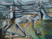 Rudolf-Lehmann-Essen-Gefuehle-Depression-Gegenwartskunst-Neo-Expressionismus