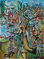 Rudolf-Lehmann-Essen-Gefuehle-Depression-Gegenwartskunst--Neo-Expressionismus