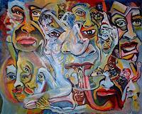Rudolf-Lehmann-Gesellschaft-Menschen-Gesichter-Gegenwartskunst--Neo-Expressionismus