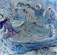 Rudolf-Lehmann-Fantasie-Mythologie-Gegenwartskunst--Gegenwartskunst-