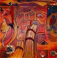 Rudolf-Lehmann-Glauben-Gesellschaft-Gegenwartskunst--Neo-Expressionismus