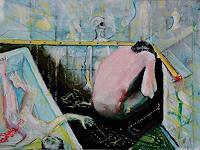 Rudolf-Lehmann-Tod-Krankheit-Gefuehle-Angst-Gegenwartskunst--Neo-Expressionismus