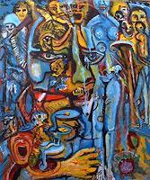 Rudolf-Lehmann-Gesellschaft-Abstraktes-Gegenwartskunst--Neo-Expressionismus