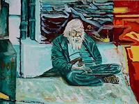 Rudolf-Lehmann-Gesellschaft-Gefuehle-Depression-Gegenwartskunst--Neo-Expressionismus