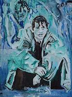 Rudolf-Lehmann-Menschen-Mann-Situationen-Gegenwartskunst-Neo-Expressionismus
