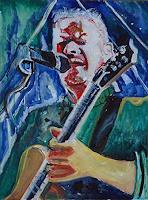 R. Lehmann, David Gilmour