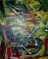 Rudolf-Lehmann-Abstraktes-Natur-Erde-Gegenwartskunst--Neo-Expressionismus