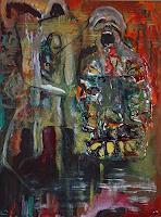 Rudolf-Lehmann-Gefuehle-Aggression-Gesellschaft-Gegenwartskunst--Neo-Expressionismus