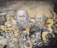 Rudolf-Lehmann-Mythologie-Gegenwartskunst--Pluralismus