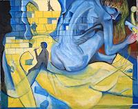 Rudolf-Lehmann-Musik-Musiker-Gefuehle-Aggression-Gegenwartskunst--Pluralismus